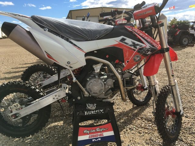 PISTER PRO LXRF150 EXTREME RIDING