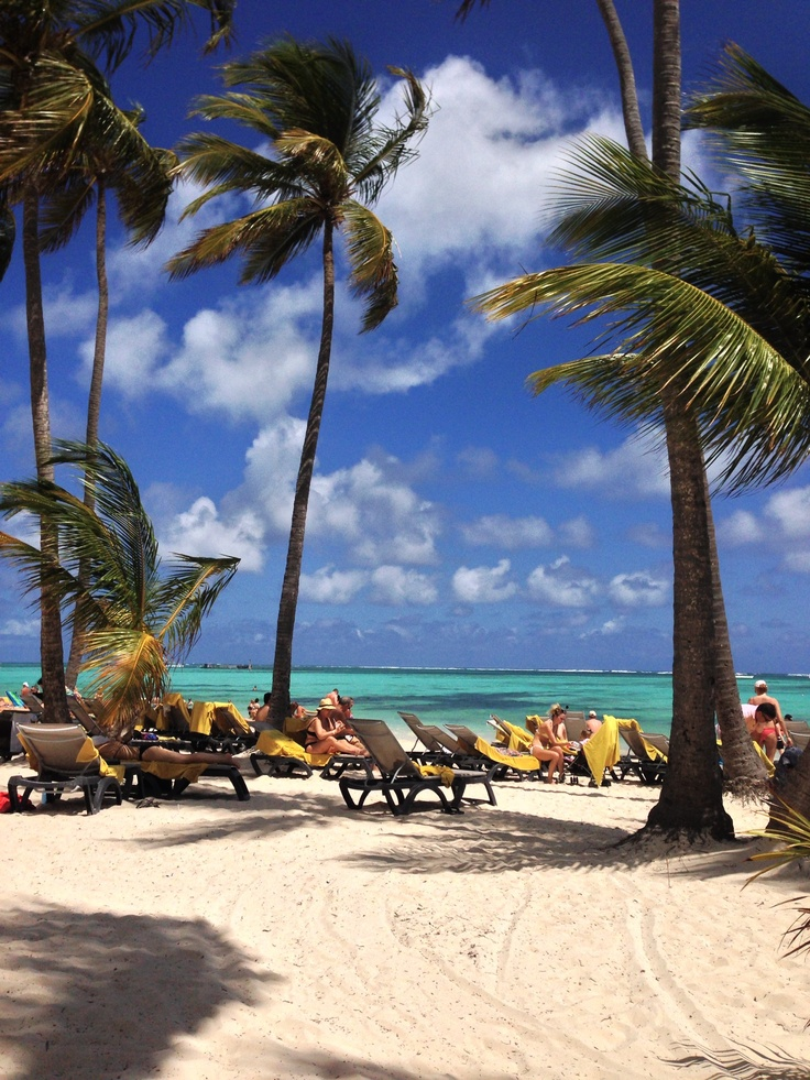 Punta Cana, Dominican Republic.  Seeing is truly believing!