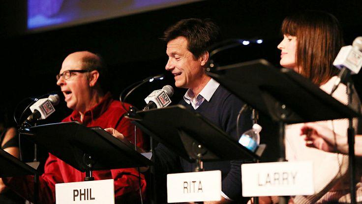 Jason Bateman, Jason Reitman Honor Harold Ramis at Live Read of 'Groundhog Day'