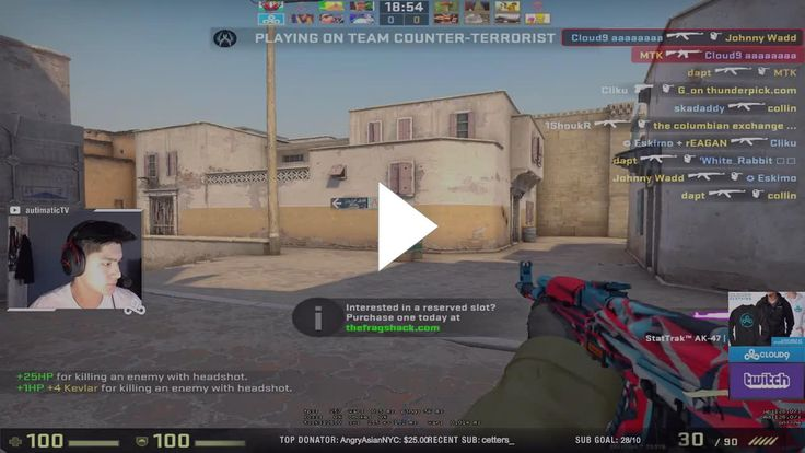 autimatic on why he peeked vs GuardiaN
