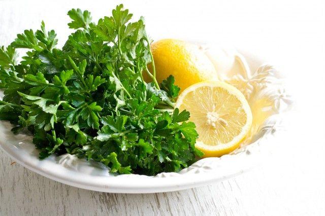 citron s petrzlenom - táto kombinácia látok znižuje hladinu cholesterolu!