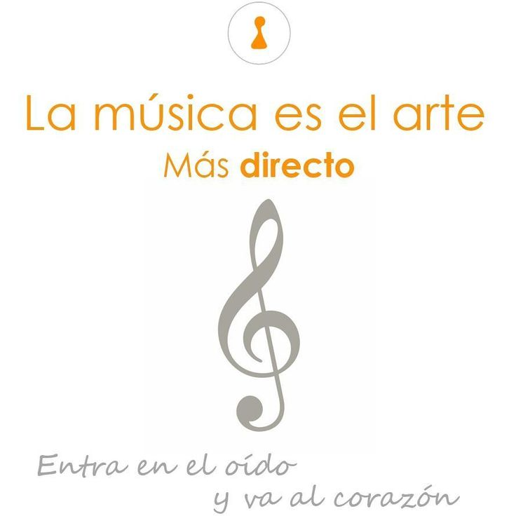 La música es el arte más directo. Entra en el oído y va al corazón  ________________________________________ #buenosdias #goodmorning #musica #music #arte #art #mundoarti