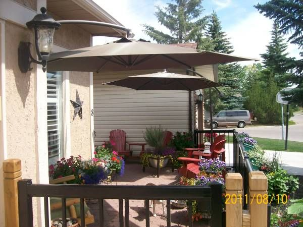 168 best images about the great outdoors on pinterest   backyard ... - Front Yard Patio Ideas