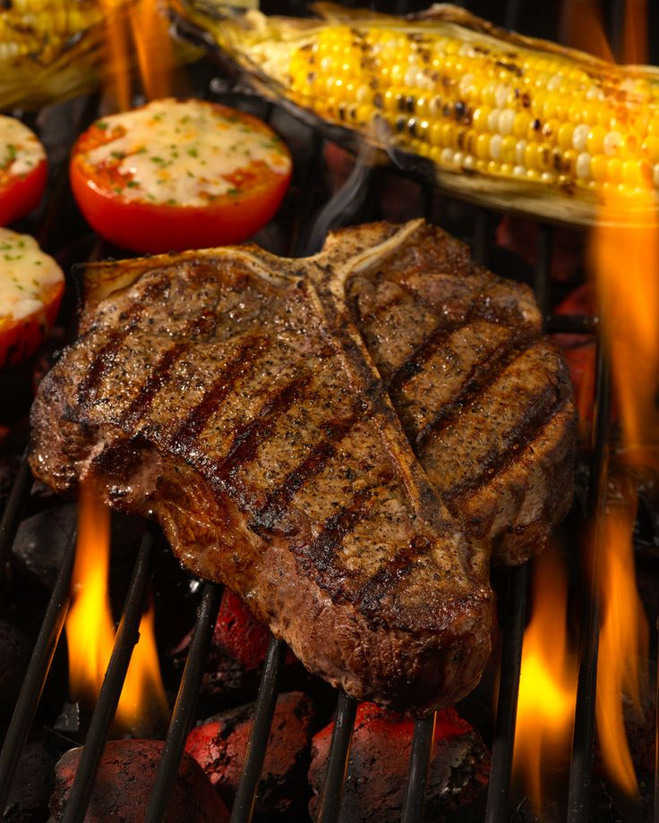Crank Up the BBQ–Grilled Ribeye Steak   recipe from Sweet Paprika