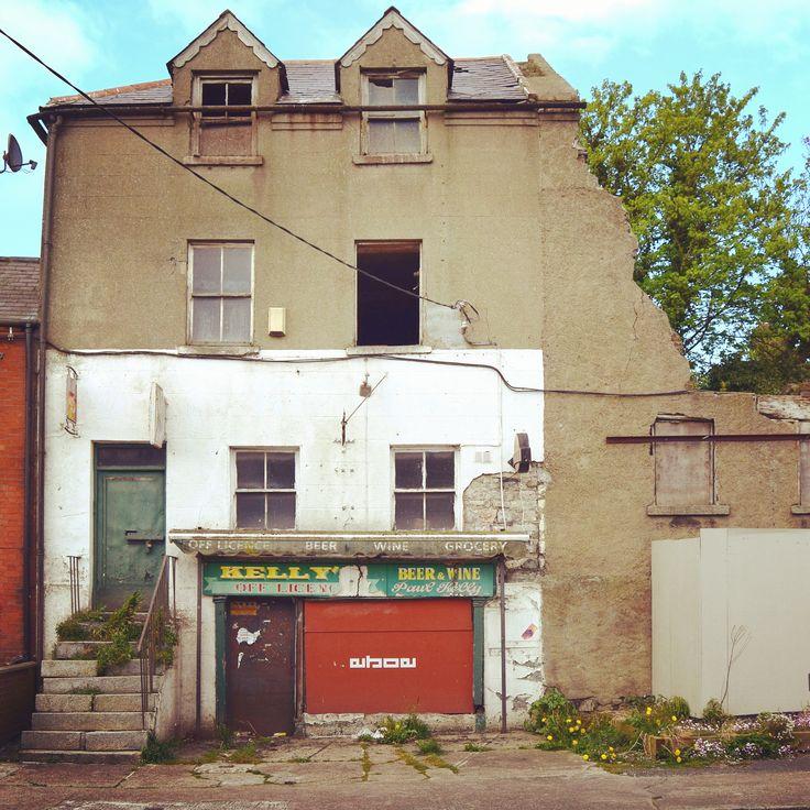 Kelly's, Chapelizod | Dublin Ghost Signs