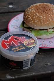 Image result for max hamburgerdressing