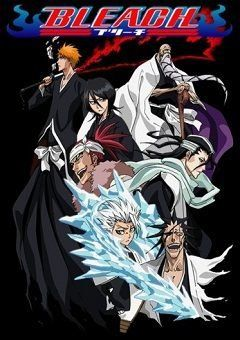 Watch Bleach Episode 5 English Dubbed on Playlist