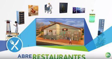Los Sims 4 Escapada Gourmet (3)