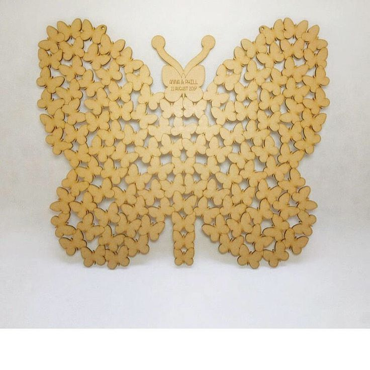 A personal favourite from my Etsy shop https://www.etsy.com/uk/listing/525293835/wedding-guestbook-butterfly-guestbook