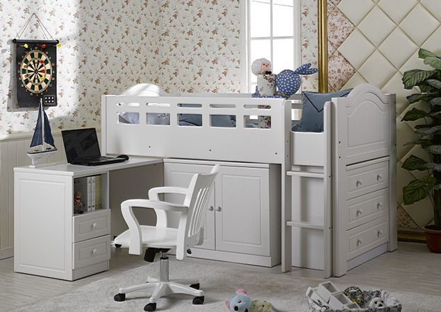 Furnish.com.au - Versaille Midi Sleeper Bunk Bed, $1,669.00 (http://www.furnish.com.au/bedroom/beds-bed-frames/versaille-midi-sleeper-bunk-bed/)