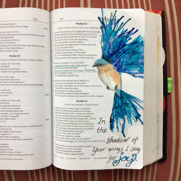 Psalm 63:6-7