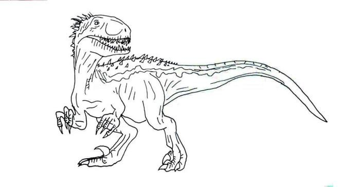 Jurassic World Coloring Pages Pdf Dinosaur Coloring Pages Coloring Pages Bear Coloring Pages