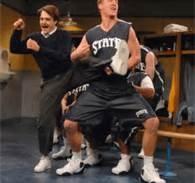 peyton manning snl locker room  Great skit!