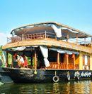 Kerala houseboat honeymoon packages