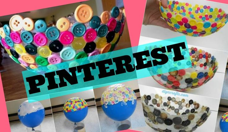 Pinterest Crafts And Diy: 17 Best Images About DIY- Button Art On Pinterest