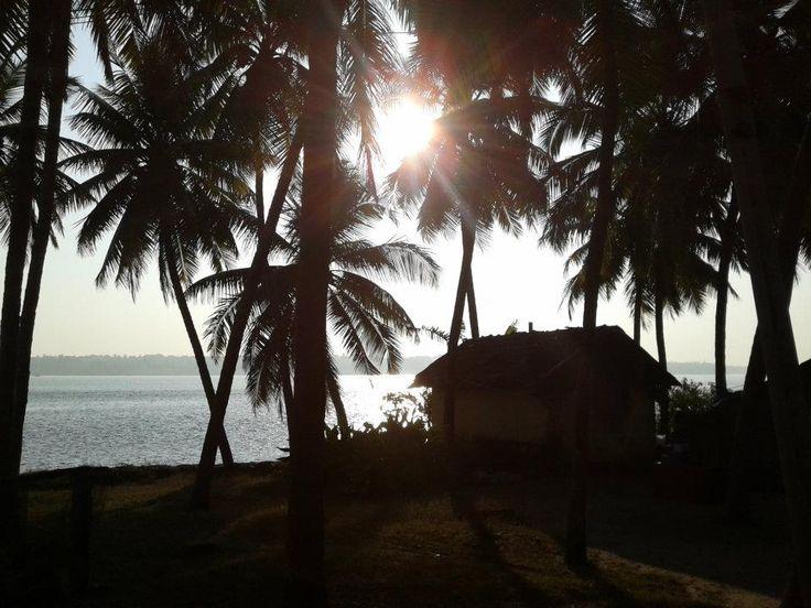 Western Coast of India... Photo by Salman