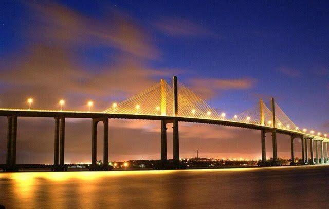 Ponte Nilton Navarro  Natal -RN