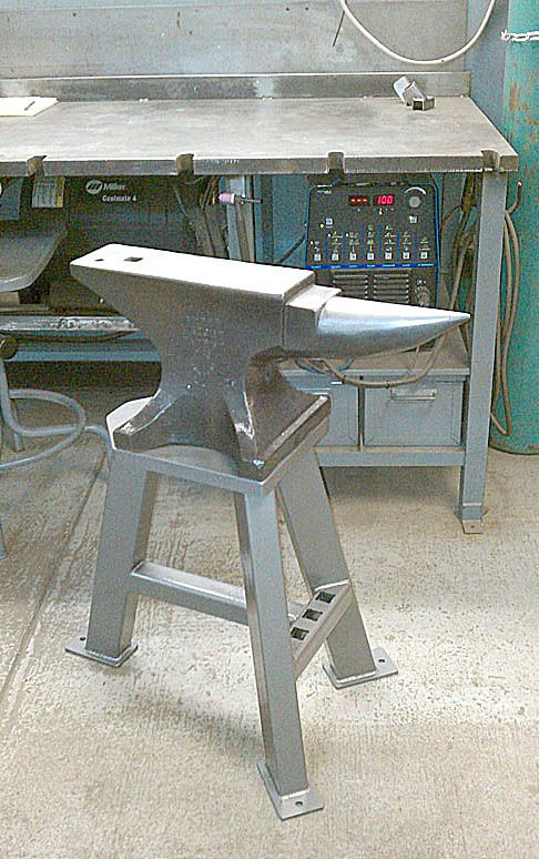 Http Weldingweb Com Showthread Php 38384 Anvil Amp Stand