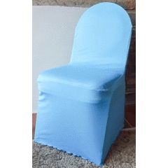 Turquoise Blue Conference Chair Covers- 141 pieces for R3,500.00