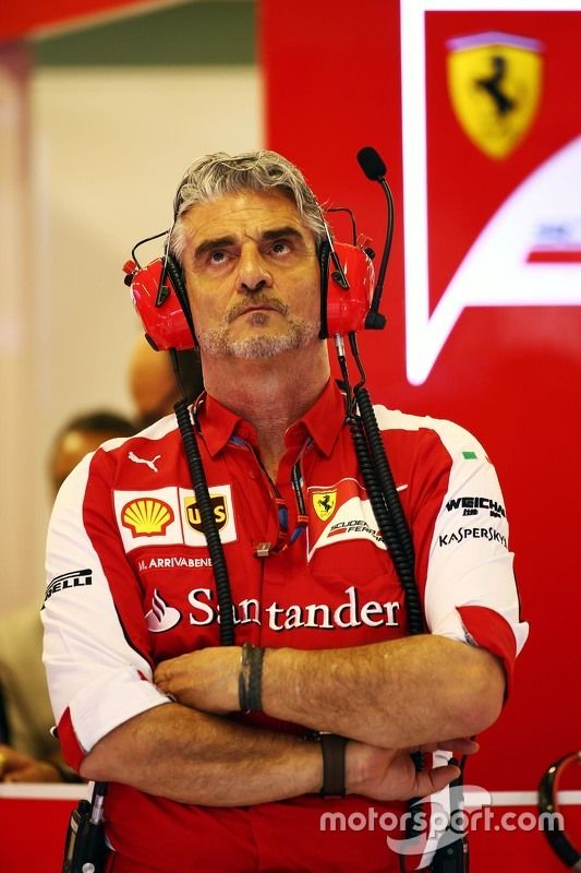 Maurizio Arrivabene, Ferrari Team Principal He just happens to be Michelle Yeoh's squeeze too , lucky bastard