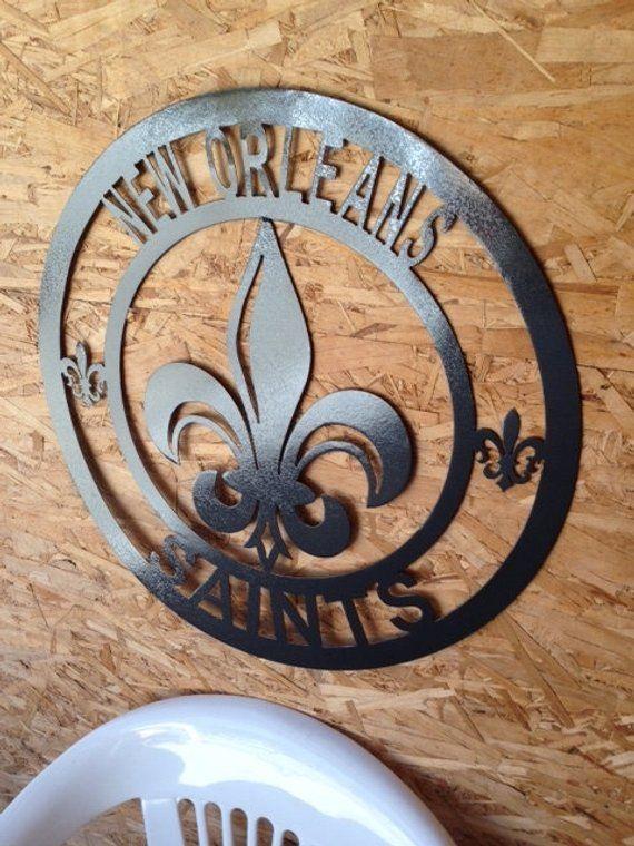 New Orleans Saints Wall Art Etsy Etsy Wall Art New Orleans Saints Wall Art