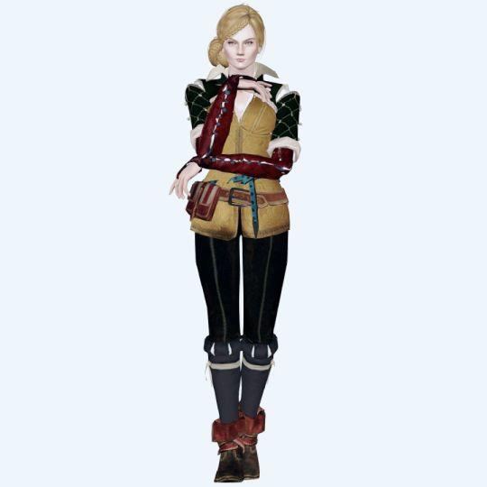Lyrea's Favorite CC