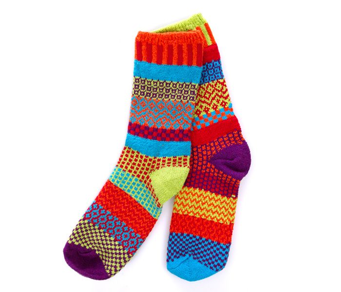 If you are in search of Bold Multi-Colour Stylish Socks, place bulk order or notify via mail from one of the top USA, Australia and Canada manufacturers and suppliers,