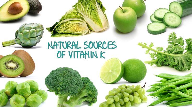 Vitamin K er et fettløselig vitamin som utgjøres av K1 Fyllokinon og K2 Menakinon. K1 finnes særlig i grønne grønnsaker som brokkoli, rosenkål og spinat. Vitamin K er viktig for blodets koaguleringsevne, normal beinmetabolisme og muligens for å beskytte skjelettet mot sykdom. Tarmbakterier danner K2 men ikke i fullverdige mengder; finnes i fermenterte og modnede matvarer som ost og yoghurt. K1 tilføres gjennom kosten via planter som driver fotosyntese. Syntetisk fremstilt K-vitamin, K3…