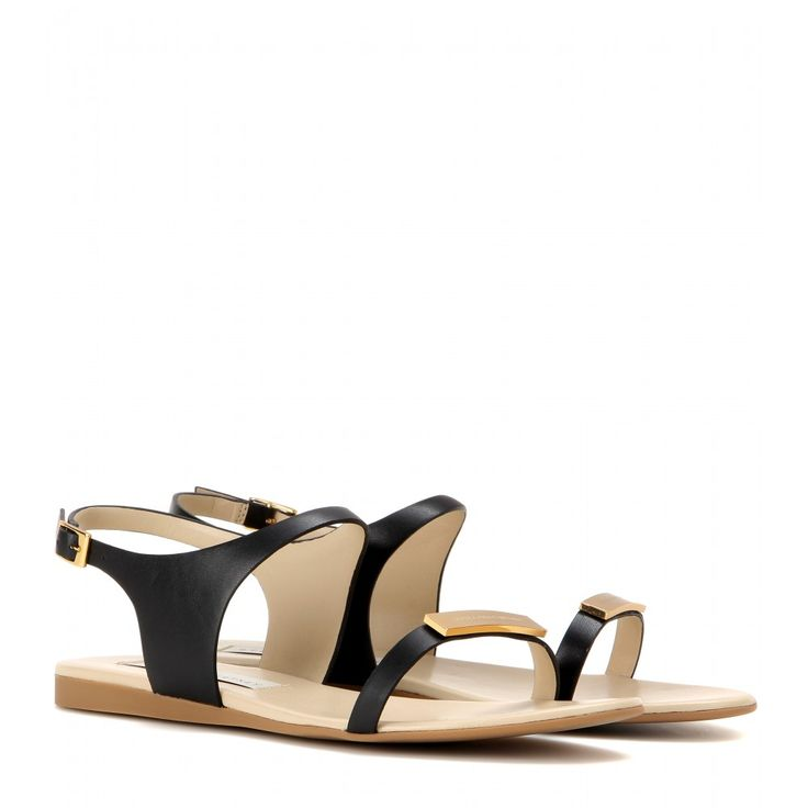 Stella McCartney - Beckett sandals - seen @ www.mytheresa.com