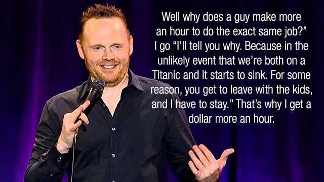 Awesome Quotes From Bill Burr To Get You Through The Day - Gallery | eBaum's World