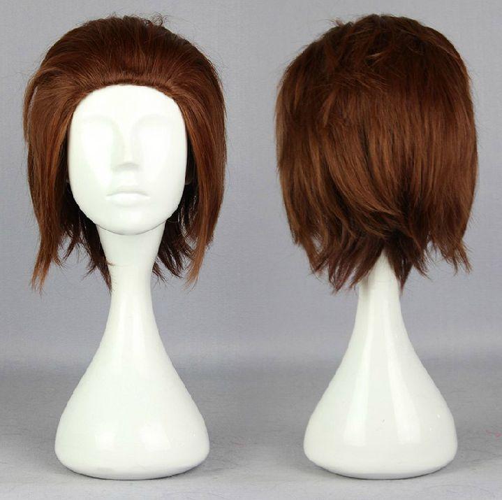 World Trigger Jin Yuichi Cosplay Wig
