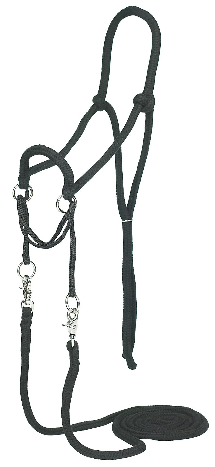 Poly Bitless Bridle by Mustang