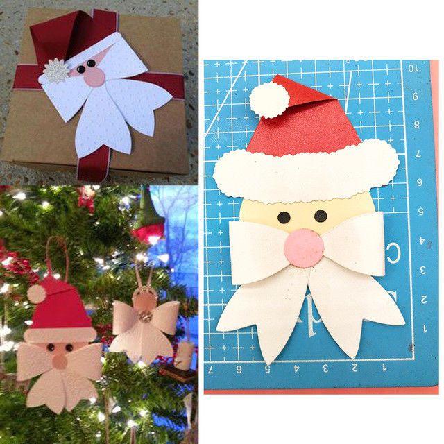 Christmas.Ribbon Metal Cutting Dies DIY Scrapbooking Paper Card Wedding Die Cuts