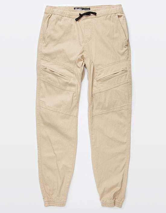 BROOKLYN CLOTH Patch Pocket Boys Jogger Pants