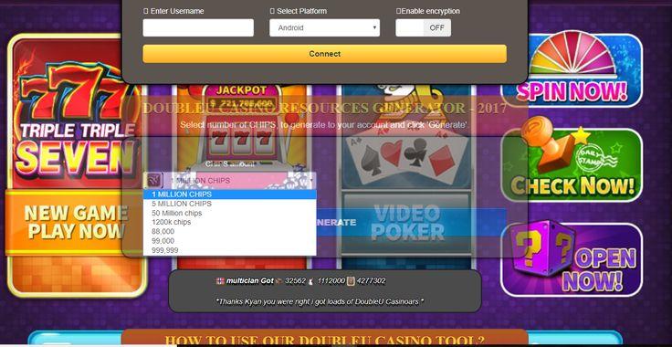 DoubleU Casino Hack APK Get 9999999 Chips [No Survey
