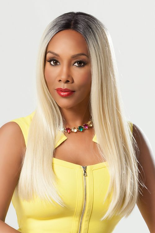 Luxe Beauty Supply - Vivica Fox Synthetic Lace Front Wig - Taliah,(http://www.lhboutique.com/vivica-fox-synthetic-lace-front-wig-taliah/)  #SyntheticLaceFrontWigs #LaceFrontWigs #FullWigs