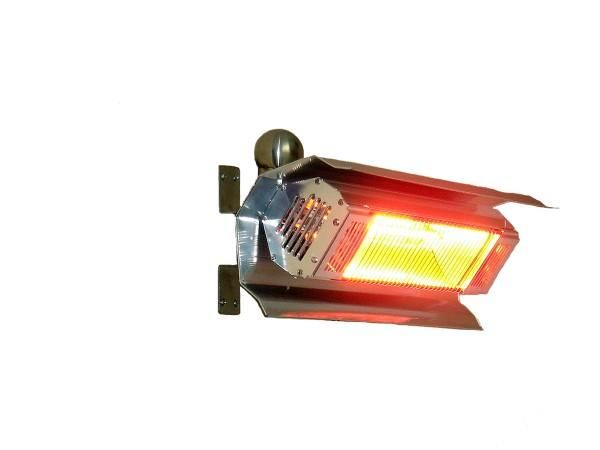 Stainless Steel Wall Mounted Infrared Heater