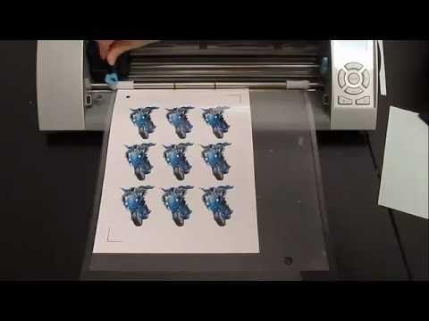 Silhouette America Printable Temporary Tattoo Paper