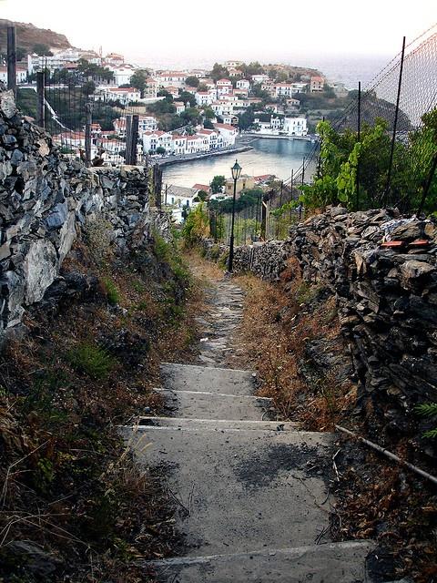 Ikaria, Greece. (by Mnesterophonia via Flickr)