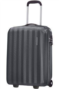 American Tourister AT Prismo II Upright S Strict - graphite