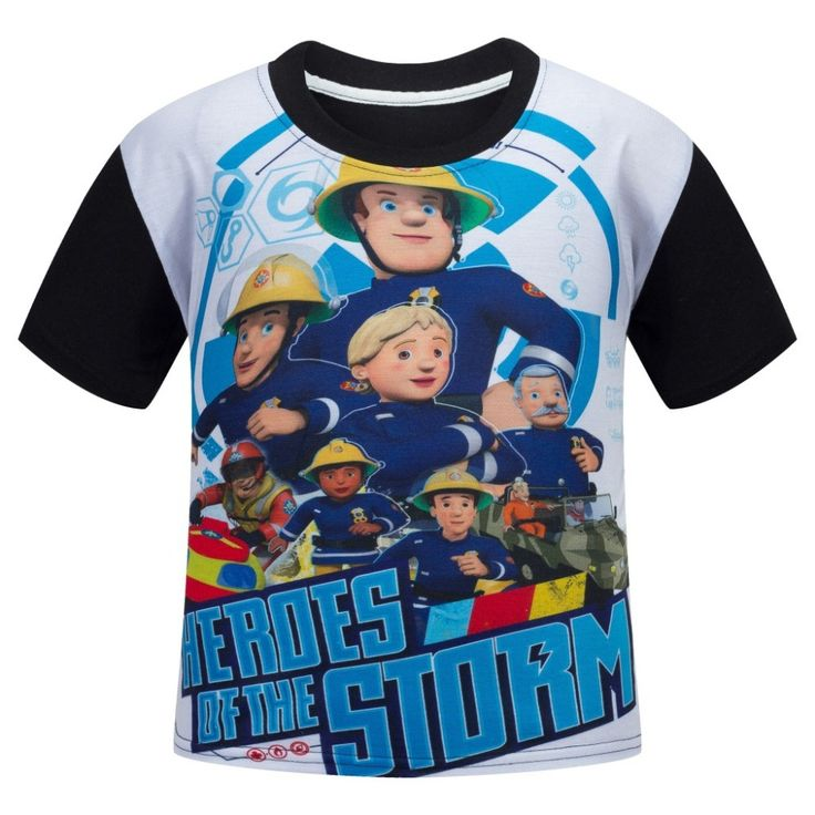 >> Click to Buy << Fireman sam 2017 New arrival Kids Clothes t-shirts Clothing Summer child boys casual Tops cotton children's short t-shirt #Affiliate