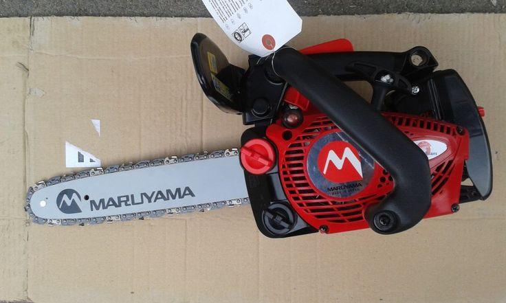 Motoferastrau Maruyama MCV 3100 TS.