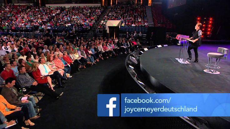 Lass dich von Gott trösten (1) – Das Leben genießen – Joyce Meyer