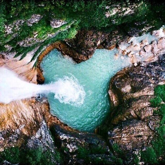 Cachoeira Santa Barbara vista de cima | Chapada dos Veadeiros
