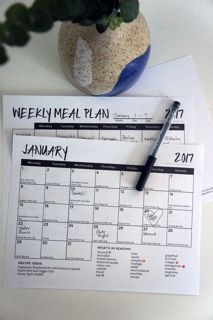 The 25+ best Meal planning calendar ideas on Pinterest Monthly - meal calendar