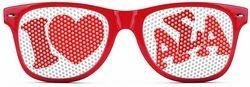 Alpha Sigma Alpha Wayfarer Style Lens Sunglasses SALE $12.95. - Greek Clothing and Merchandise - Greek Gear®