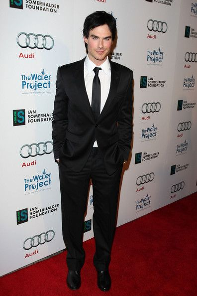 Ian Somerhalder Photos - A dapper Ian Somerhalder attends The Ripple Effect Benefiting the Water Project at Sunset Luxe Hotel. - Ian Somerhalder Photos - 2149 of 2650