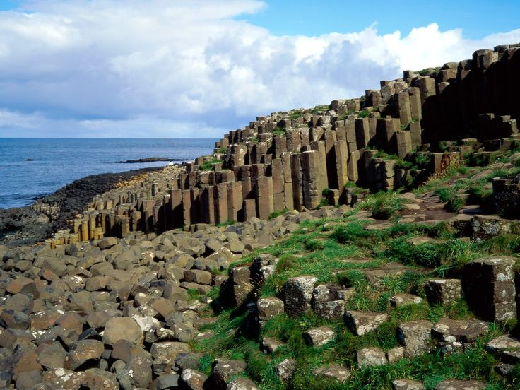 Giant's Causeway in Northern Ireland.  Yeah, giants really made it! Naomi/MM