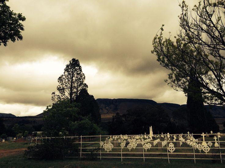 Harrismith cemetery