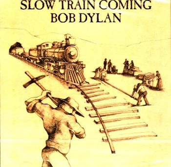 Hudební album zpěváka Bob Dylan - Slow Train Coming Bob Dylan na cd